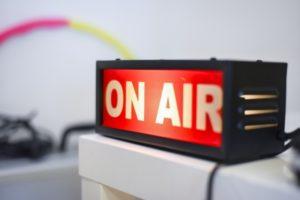 ラジオ放送