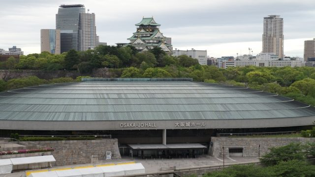 大阪城ホール