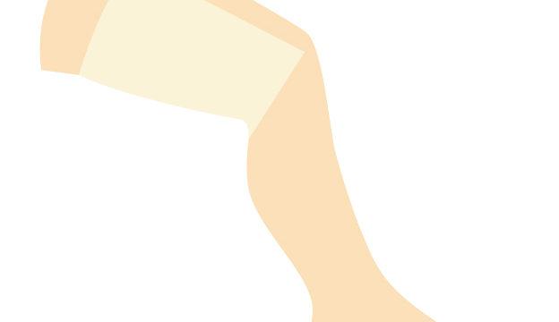 筋肉痛のイラスト