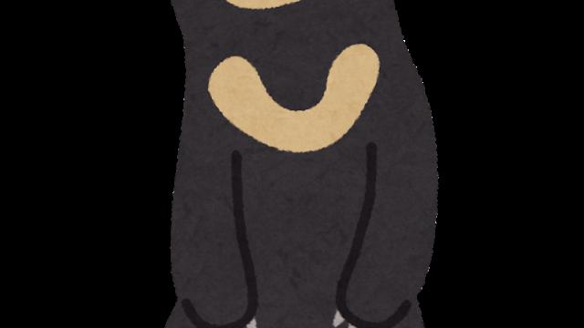 マレーグマのイラスト