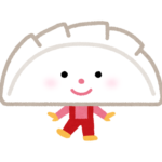 餃子のキャラクター