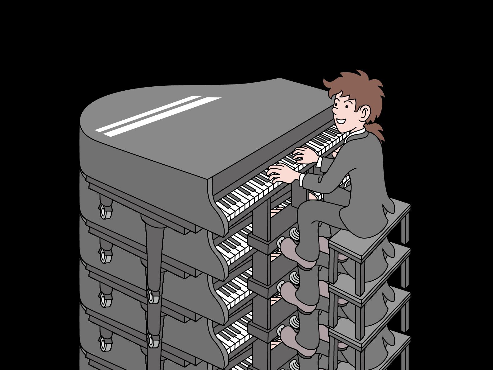 ピアニスト大貫