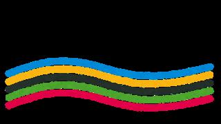東京オリンピックのイラスト文字「TOKYO OLYMPIC 2020」