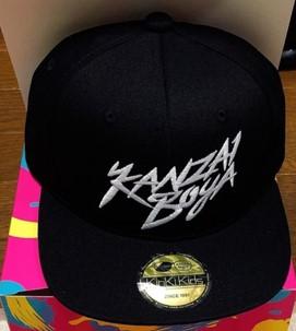 『KANZAI BOYA』ジャニーさんの帽子