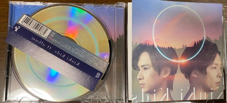 KinKi-Kids-O-album