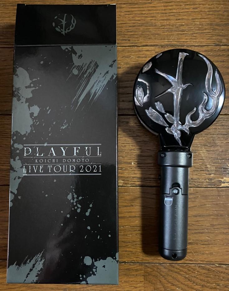 『PLAYFUL』オリジナルペンライト ¥1,800